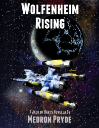 Wolfenheim Rising on Amazon