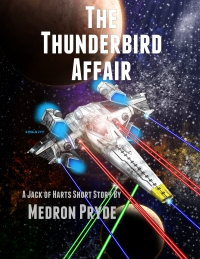 The Thunderbird Affair on Amazon