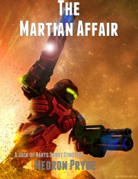 The Martian Affair on Amazon